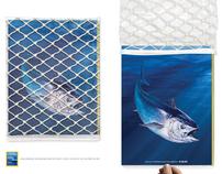 """""""Fish Net"""" - PETA"""