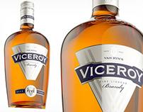 Rendering of the Viceroy Bottles