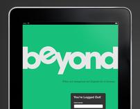Beyond - Task Management Concept (2010)