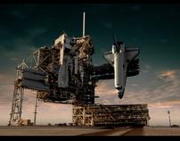 T-com Space Shuttle TV spot