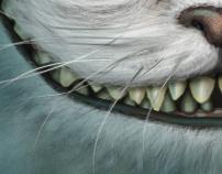 + cheshire cat