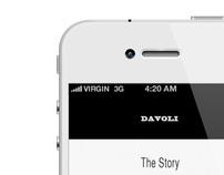 Davoli iPhone App