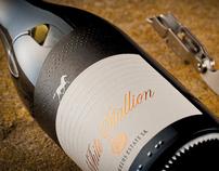 White Stallion Wine by the Labelmaker