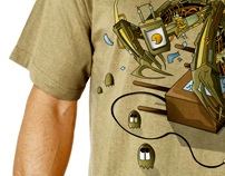 Pac Monster T-Shirt