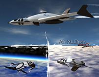 """XLDron """"Zero Gravity"""""""