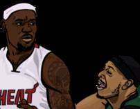 NBA Illustration 2