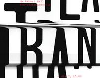 Teatrando'11 - Graphis Gold Award