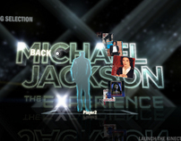 Michael Jackson - The Experience - User Interface