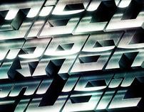 Type & Logo Work 2010
