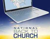 Back To Church Banner Ads