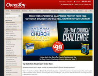 30 Day Church Challenge/Back To Church Combo Promo