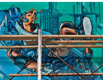 Graffiti marathon 2010