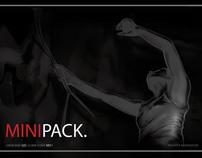 Mini Pack: Rock Climbing Equipment