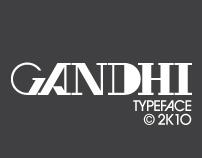 GANDHI™ Typeface