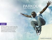 REEBOK: Parkour Glove