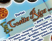 Cosita Rica Cakes Box - 35x35