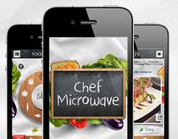 Chef Microwave - Whirlpool App