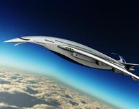 Stratoliner: Aviation Design Study