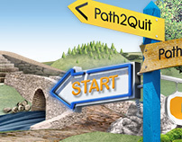 Nicabate Path2Quit: Website