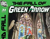 RISE AND FALL, DC Comics