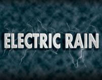 Electric Rain Tilte cover