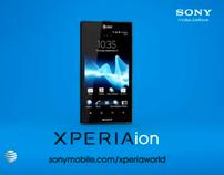 Sony Xperia - Web Spots