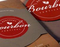 Kentucky Bourbon Festival Promotional Materials