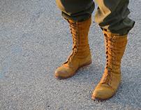 Apache Logger Boots