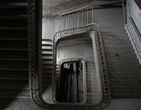 Abandoned staircases