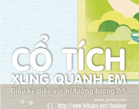 Fairy doll of Viet Nam _ Poster demo