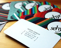 Sehyr - Personal Branding