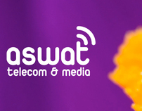 aswat | Corporate & Brand identity