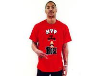 dRose MVP client Derrick Rose