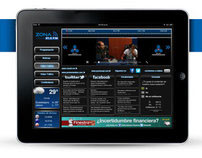 Promomedios Radio iPad App
