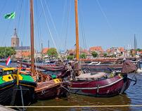 Hassailt, Sail event 2012, Hasselt, The Netherlands