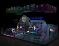 Ericsson Cairo ICT 2012 Booth creative