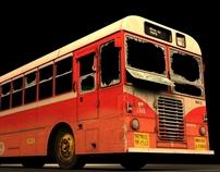 Mumbai BEST bus