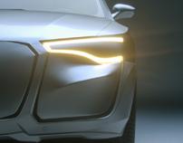 Audi A6 concept