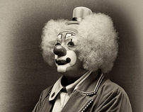 Mexican Clowns [Vintage]