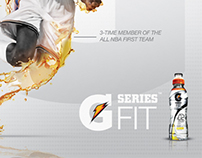 Gatorade G-Series Advertising Ad - Kevin Durant