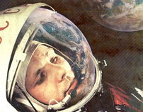 Space Race - Cosmonaut