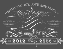 New Year Card 2012