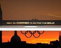 London Olympics 2012 - Foxtel Australia TV Bumper