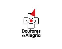 Site dos Doutores da Alegria