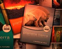 BBC | PLANET EARTH | Books