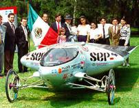 Tonatiuh Solar Car