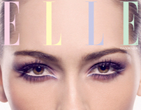 ELLE beauty covers