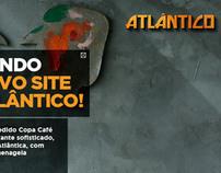ATLÂNTICO . WEBSITE