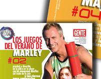 """MINUTO PARA GANAR"" | Revista GENTE | Inserts"