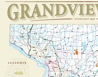 Grandview Farm Poster